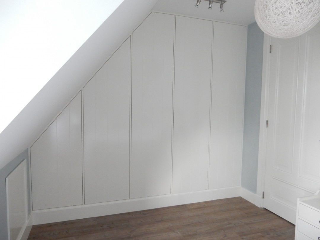 Kastenwand slaapkamer in  Barneveld