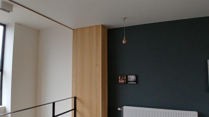 Luxe houten koof